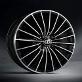 "Felga aluminiowa OZ 35Anniversary Black 8""x17"" 5x112 ET-35"